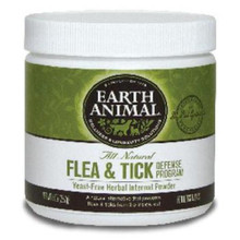 Earth Animal Herbal Internal Powder-Flea and Tick Program