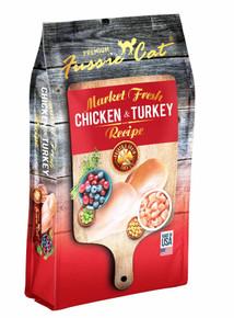 Fussie Cat Market Fresh Chicken w/ Turkey