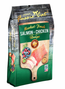 Fussie Cat Market Fresh Salmon w/ Chicken 10