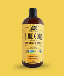 WarHorse Pure Gold Cleaning Soap 32oz
