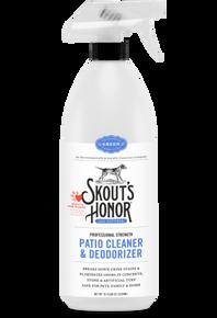 Skouts Honor Patio Cleaner & Deodorizer 35oz