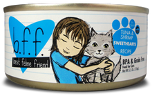 BFF Tuna & Shrimp Canned Cat Food