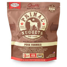 Primal Pork Nuggets 3lb