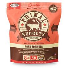Primal Feline Pork Formula 3lb