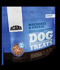 Acana Mackerel & Greens Freeze Dried Treats 3.25oz