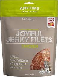 Honest Kitchen Joyful Jerky Filets Chicken 4oz