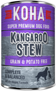 KOHA Kangaroo Dog Food 12.7oz