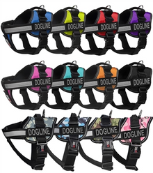 Nylon Unimax Multi Purpose / Service Dog Harness