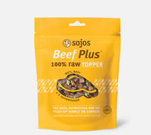 Sojos Toppers Beef Plus 4oz