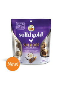 Solid Gold SuperFoods Chicken, Coconut Milk & Chia Seeds 2oz