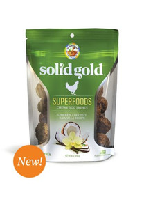 Solid Gold SuperFoods Chicken Coconut & Vanilla 6oz