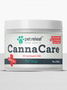Pet Releaf Canna Care Topical 4oz