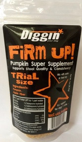 FiRM UP! Original Pumpkin Super Supplement  1 oz