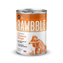 Rawbble Chicken Can Dog Food 12.5oz