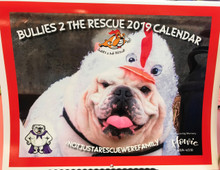 2019 Bullies 2 The Rescue Calendar
