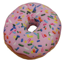 Strawberry Donut with Sprinkles