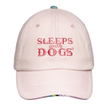 BARKOLOGY® SLEEPS WITH DOGS® - PINK