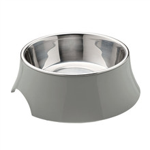 HUNTER - Melamine Feeding Bowl Atlanta, Grey