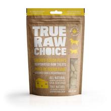 True Raw Choice Cheese Puff Smoked Gouda 2 oz Bag