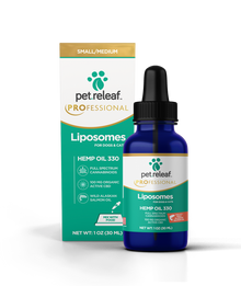 Liposome Hemp Oil 330 100mg Active CBD