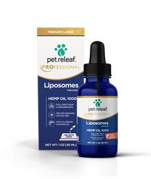 Liposome Hemp Oil 1000 300mg Active CBD