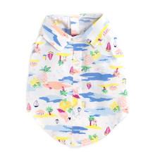Scenic Hawaiian Print Shirt