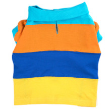 Primary Colorblock Polo