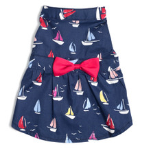 Sailboats Dress