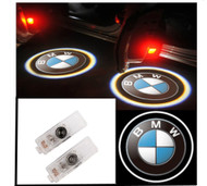LED Car Welcome Projector Courtesy Light For BMW (No Drilling)