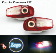 LED Car Welcome Projector Courtesy Light For Porsche Panamera and 997 (No Drilling)