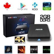 M8S Android TV Media Box Amlogic S812 Quad Core 2.0 GHz HD 2G RAM 8G ROM AP6330 2.4G/5G WIFI BT4.0 HDMI 4K