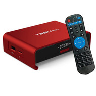 Genuine T95U Pro Android 6.0 4K TV Media Player 2GB RAM & 16GB Storage 2.4G/5G Dual Band WIFI Gigabit LAN, LED Display.