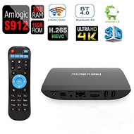 TronicsCity Genuine NexBox A1 4K Amlogic S912 Android 6.0 2G/16G TV BOX