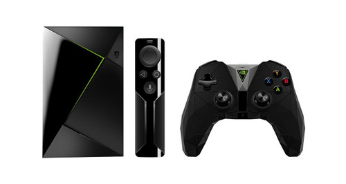 Buy Genuine NVIDIA SHIELD TV | Streaming Media Player with Remote & Game Controller From TronicsCity