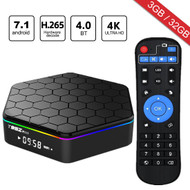 TronicsCity Genuine T95Z Plus Android 7.1 4K TV Media Player 3GB RAM & 32GB Storag