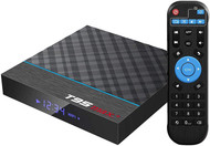TronicsCity Genuine T95 Max+ Android 8K Ultra HD TV Media Player 4GB +32GB (T95432)