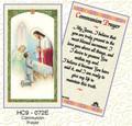 Communion Prayer (Boy)