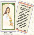 Communion Prayer - Girl