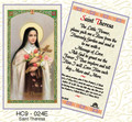 Prayer to St. Theresa
