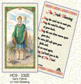 Saint Patrick, An Irish Blessing
