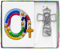 Kiddee Rosary Set w/Guardian