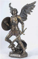 Archangel Michael, Cold-Cast Bronze