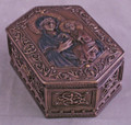 Madonna & Child Icon box