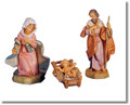 71503 - 5 Inch Scale Holy Family - Set