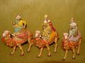 Fontanini Three Wisemen on Camels 71514
