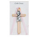Baby Girl Cross - Pink
