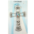 Boys Guardian Angel Crib Cross