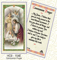 Communion Prayer-Girl