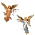 "Fontanini 5"" Trumpeting Angel Christmas Nativity Figures #51503"