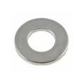 #6 Sae Flat Washer Zinc